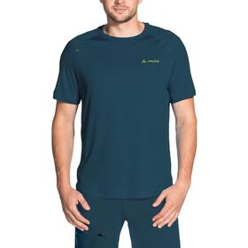 VAUDE Hallett Shirt Men dark petrol